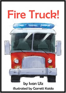 Fire Truck! cover